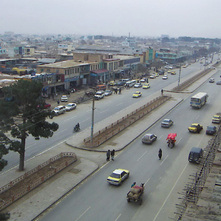 Masood Road and Hospital Road Rehabilitation Project in the Islamic Republic of Afghanistan