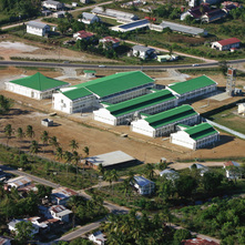 The Project for Reconstruction of the New Amsterdam Hospital in the Co-operative Republic of Guyana (Phase I and II)