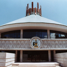 National Parliament Building of Solomon Islands
