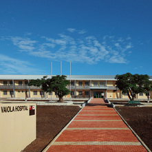 The Project for Upgrading and Refurbishment of Vaiola Hospital in the Kingdom of Tonga (Phase II)