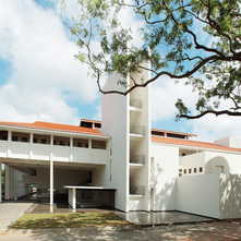 アヌラダプラ教育病院整備(Ⅰ期・Ⅱ期)