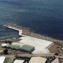 バセテール漁業複合施設