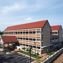 カンボジア国立結核センター