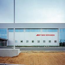 エドワーズ八千代工場