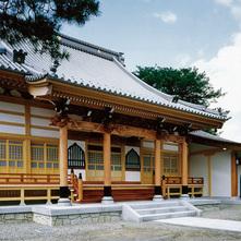 慶林寺本堂