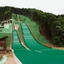 木島平ジャンプ台