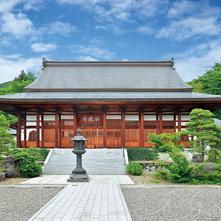 谷厳寺本堂