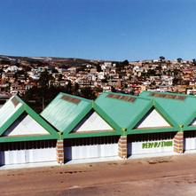 マダガスカル共和国公共自動車整備工場