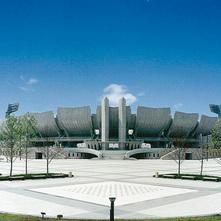 南長野運動公園総合運動野球場(長野オリンピックスタジアム)