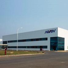 日信工業インド工場