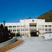 野沢温泉村役場庁舎・保健センター
