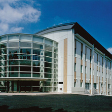 東京成徳大学深谷高等学校体育館