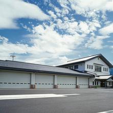 須坂市消防庁舎