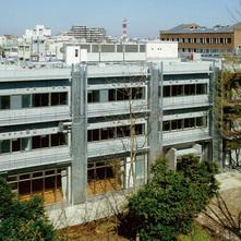 東京家政大学板橋キャンパス4号館