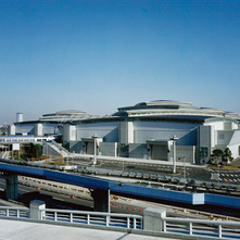 東京国際展示場東展示棟