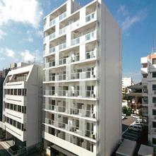 湯島台アパートメント1