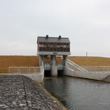 川尻排水樋管