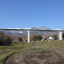 栂池パノラマ橋