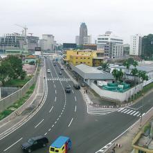 コンゴ民主共和国キンシャサ市ポワ・ルー通り補修及び改修計画(第2次)