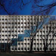 日本医科大学・日本獣医生命科学大学 E棟