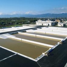 犀川浄水場天日乾燥床築造工