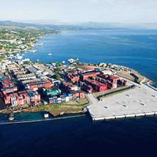ソロモン諸島ホニアラ港施設改善計画