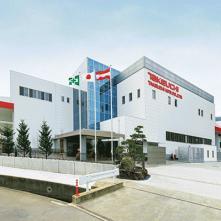 竹内製作所本社兼第三工場