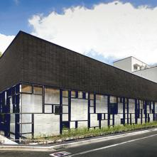 三菱UFJ銀行成城支店別棟
